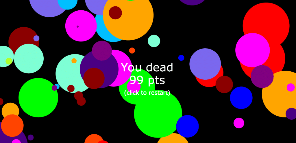 Time Killer Games Like Agar.io Circle Game