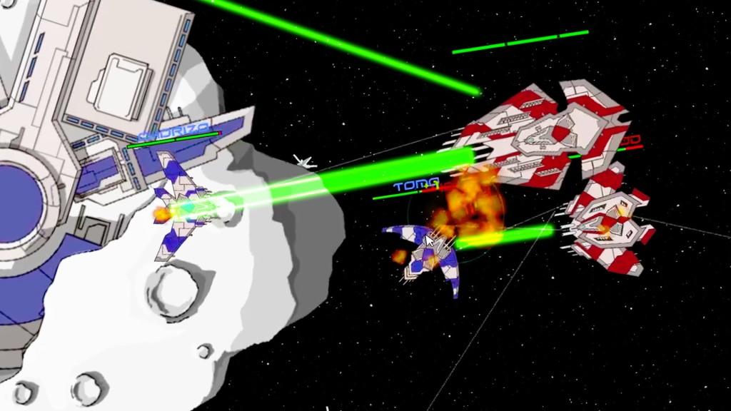 Time Killer Games Like Agar.io Warin.Space