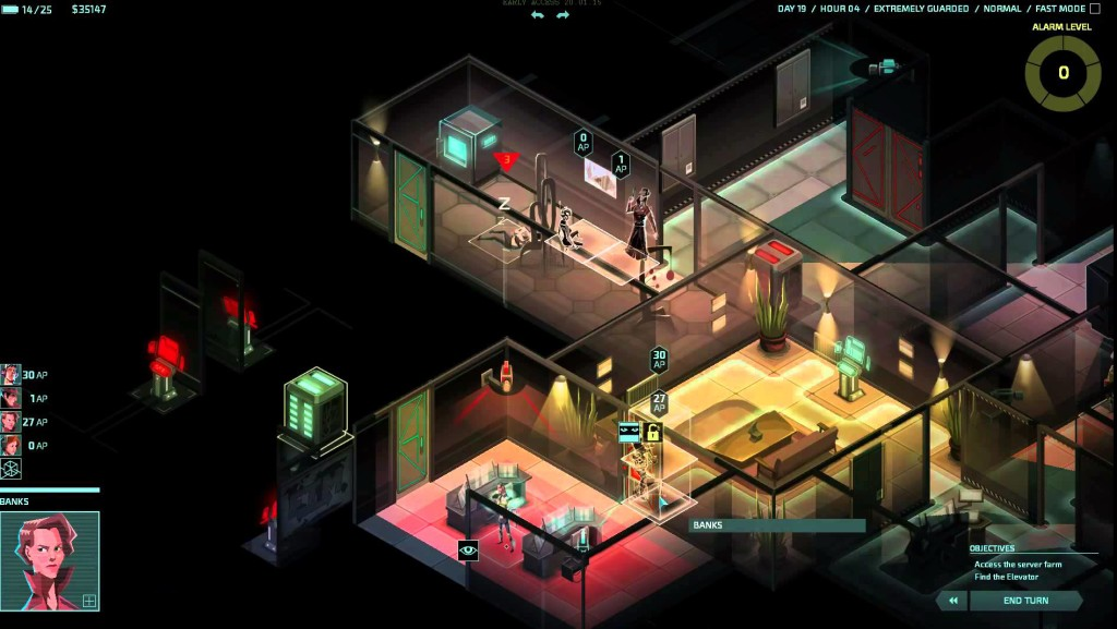 Turn Based Strategy Games Like XCOM Invisible Inc