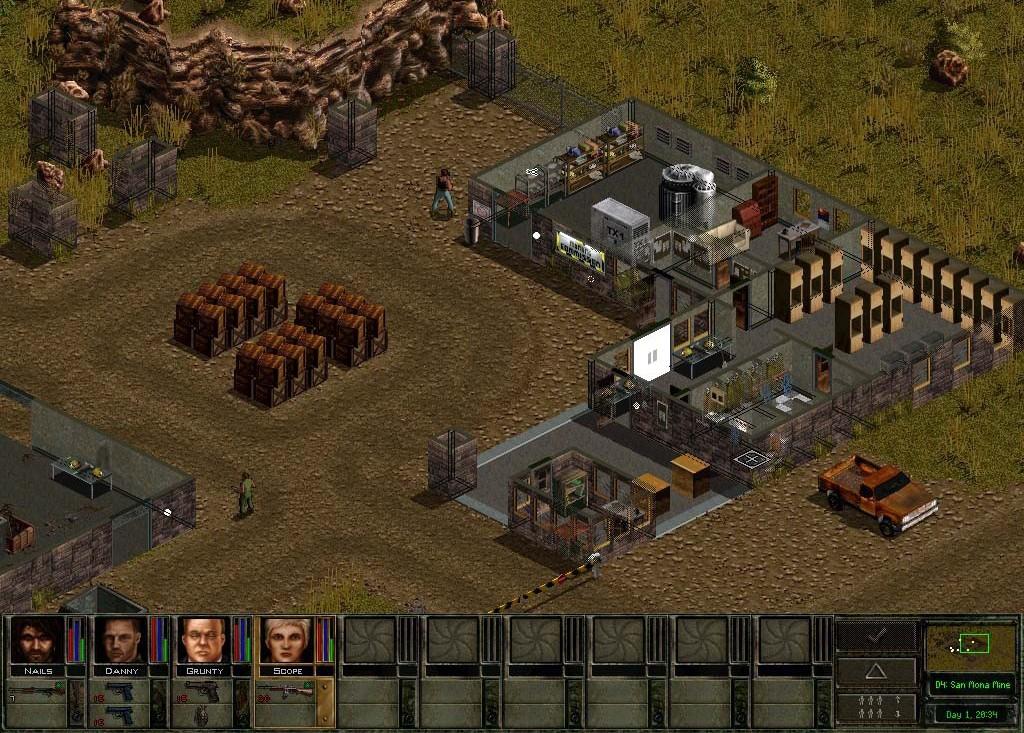 Turn Based Strategy Games Like XCOM Jagged Alliance 2