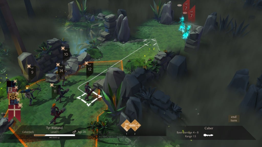 Turn Based Strategy Games Like XCOM Massive Chalice