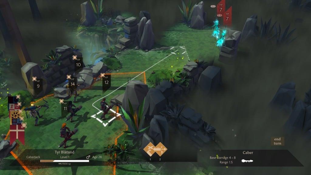 Turn Based Strategy Games Like XCOM Massive Chalice