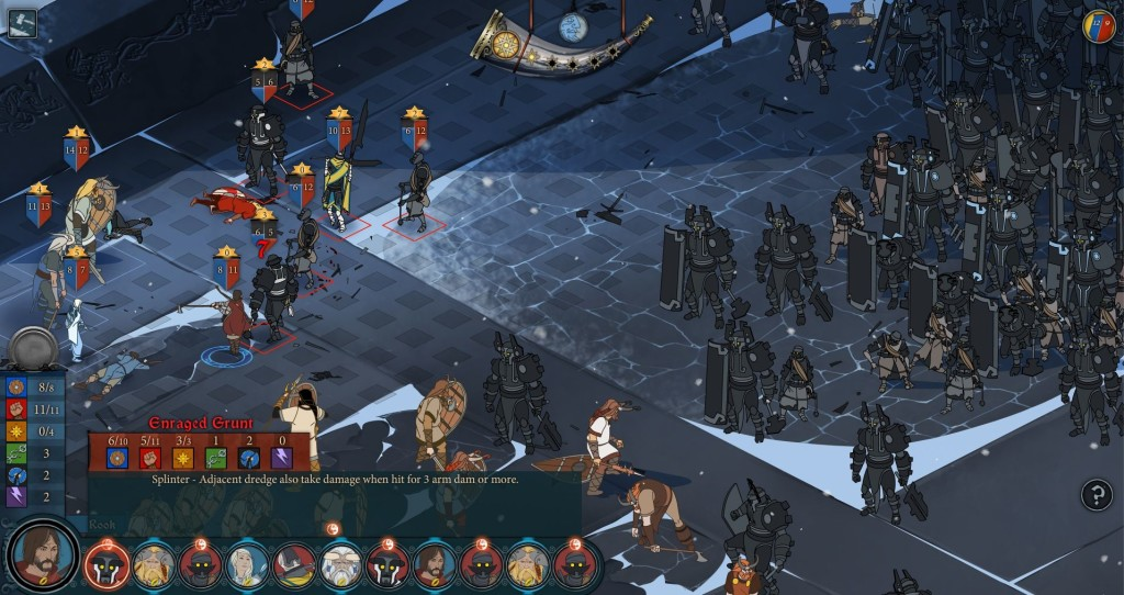 Turn Based Strategy Games Like XCOM The Banner Saga