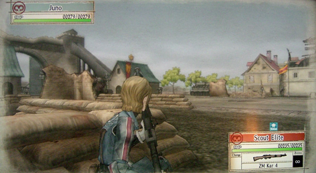 Turn Based Strategy Games Like XCOM Valkyria Chronicles
