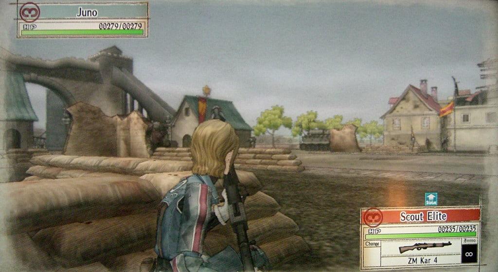 Turn Based Strategy Games Like XCOM Valkyria Chronicles
