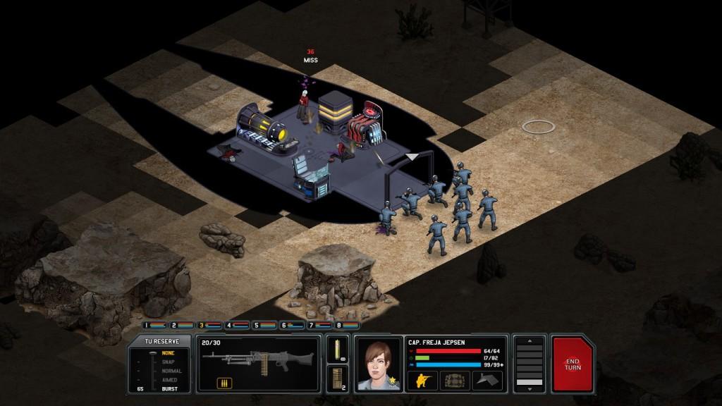 Turn Based Strategy Games Like XCOM Xenonauts