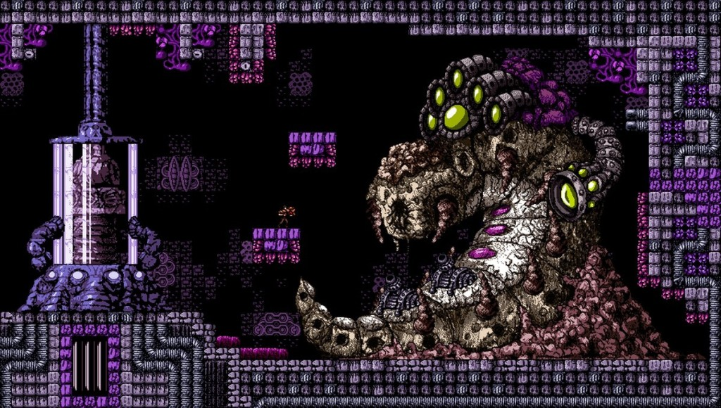 Best Metroidvania Games Modern Games Like Axiom Verge