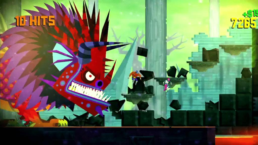 Best Metroidvania Games Modern Games Like Guacamelee