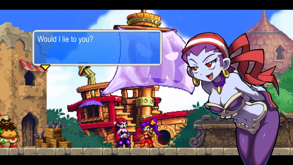 Best Metroidvania Games Modern Games Like Shantae and the Pirate's Curse