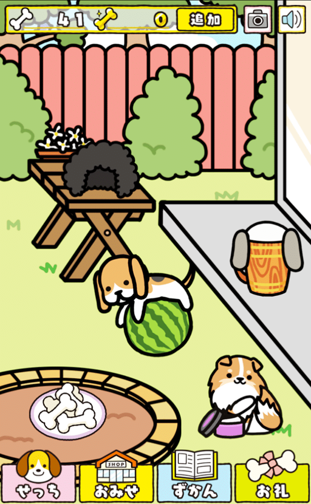 Cute Animal Games Like Neko Atsume Boku to Wanko