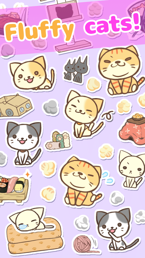 Cute Animal Games Like Neko Atsume Nekonoke