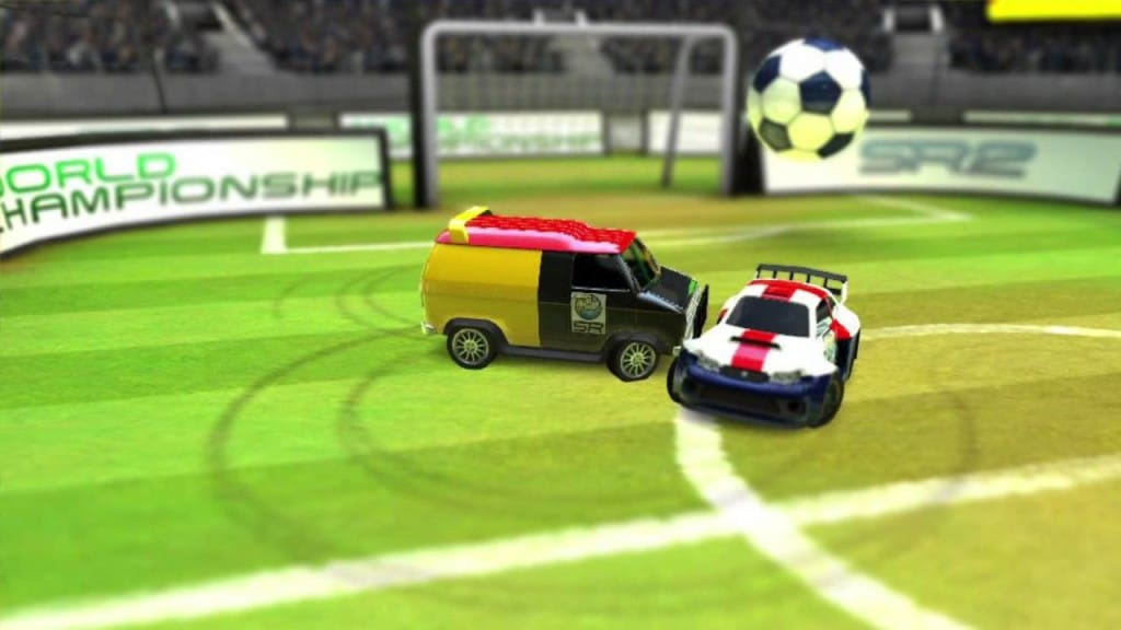 Insane Competitive Games Like Rocket League Soccer Rally 2 World Championship