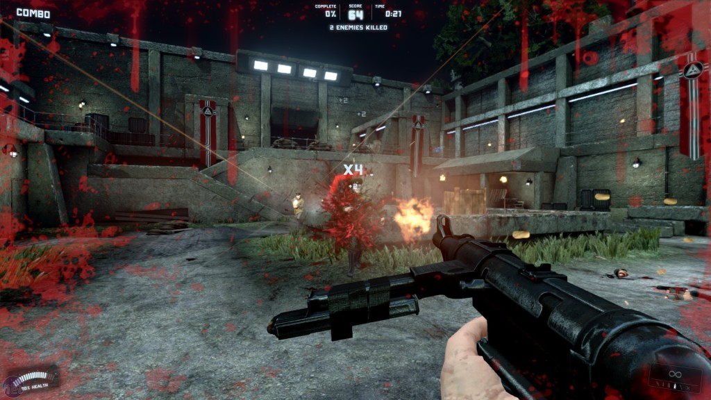 Old Skool FPS Games Like Doom Rise of the Triad Remake