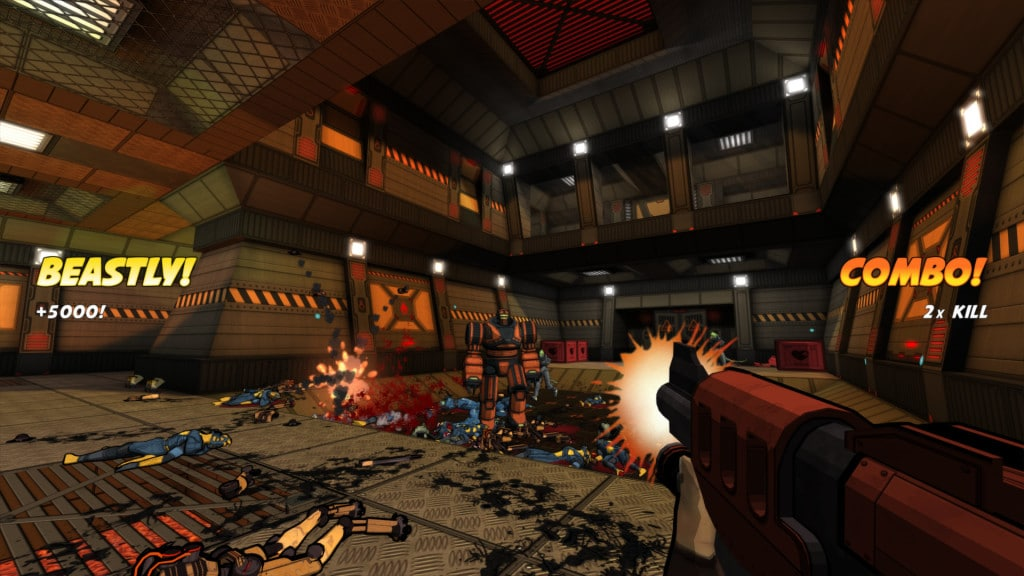 Old Skool FPS Games Like Doom Wrack