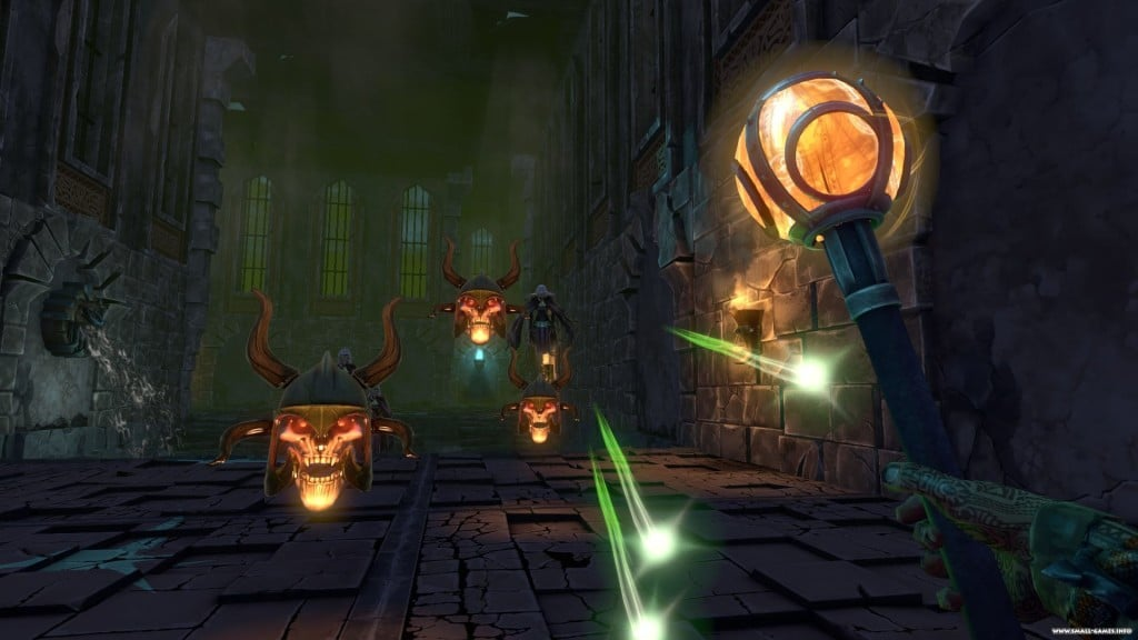 Old Skool FPS Games Like Doom Ziggurat