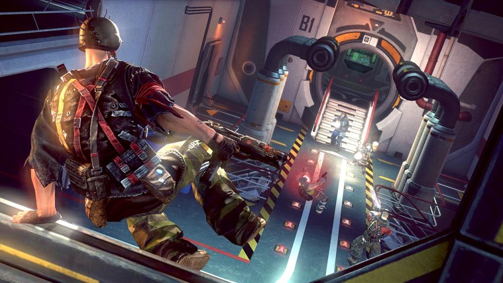 Parkour Video Games Like Mirror's Edge Brink
