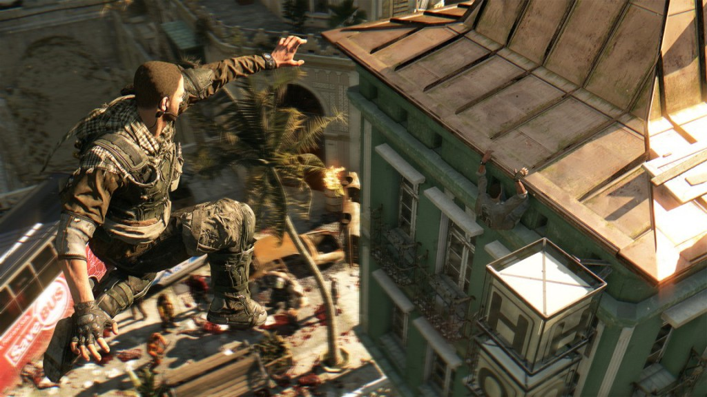 Parkour Video Games Like Mirror's Edge Dying Light