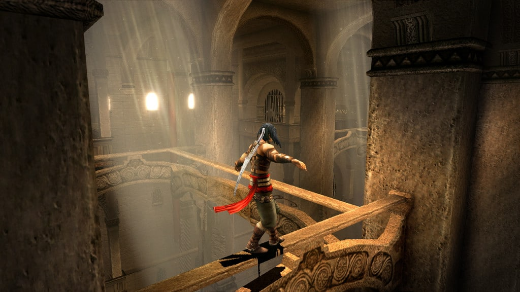 Parkour Video Games Like Mirror's Edge Prince of Persia