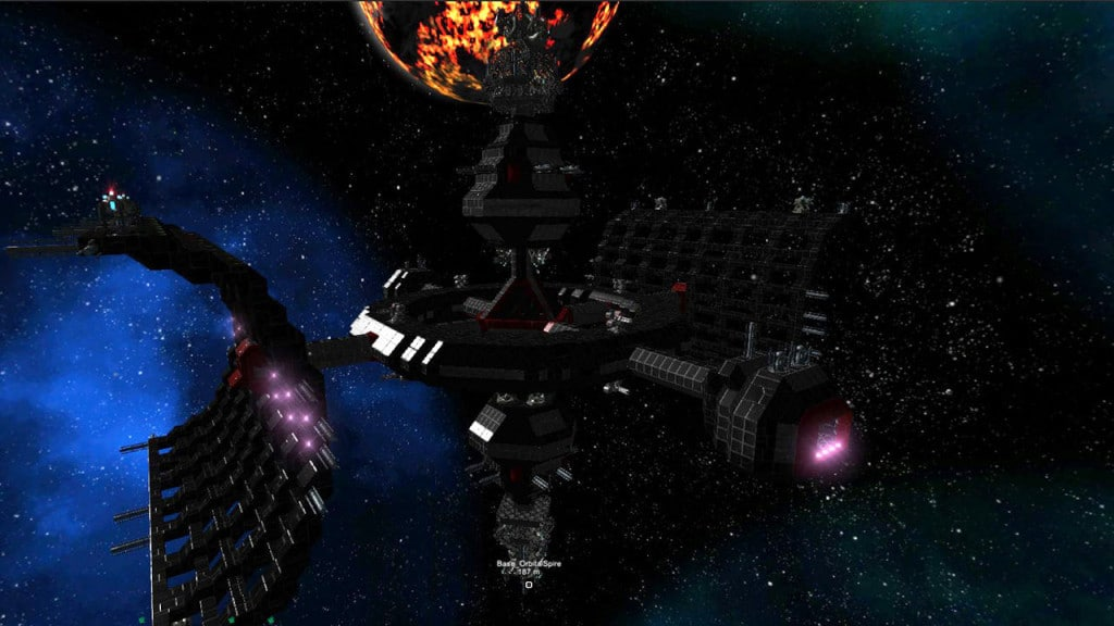 Planet Landing Games Like No Man's Sky Empyrion Galactic Survival