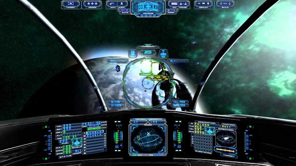 Planet Landing Games Like No Man's Sky Evochron Legacy
