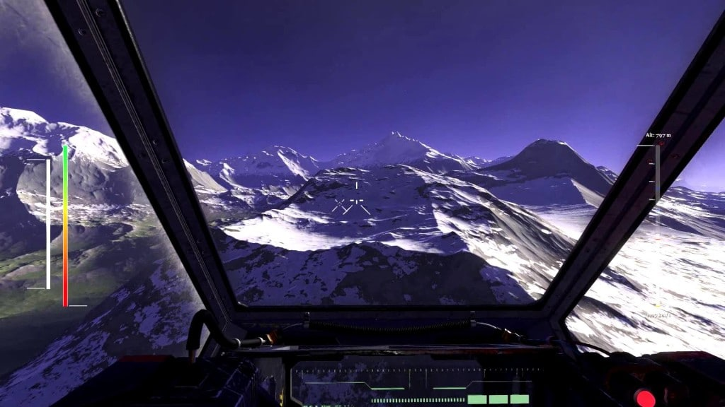 Planet Landing Games Like No Man's Sky Infinity Battlescape