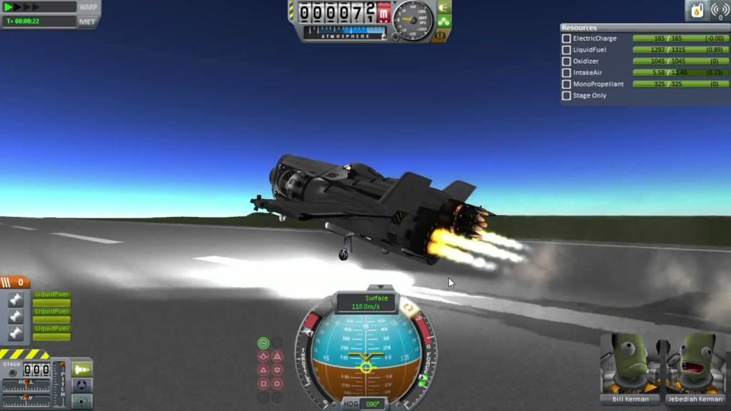Planet Landing Games Like No Man's Sky Kerbal Space Program 2