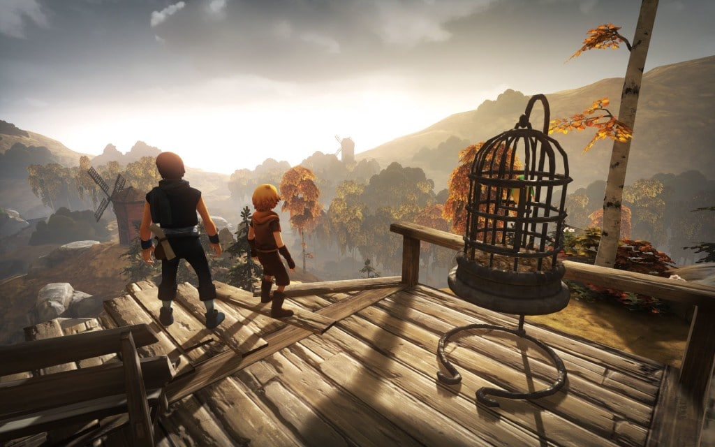 Walking Simulator Games Like Firewatch Brothers A Tale of Two Sons