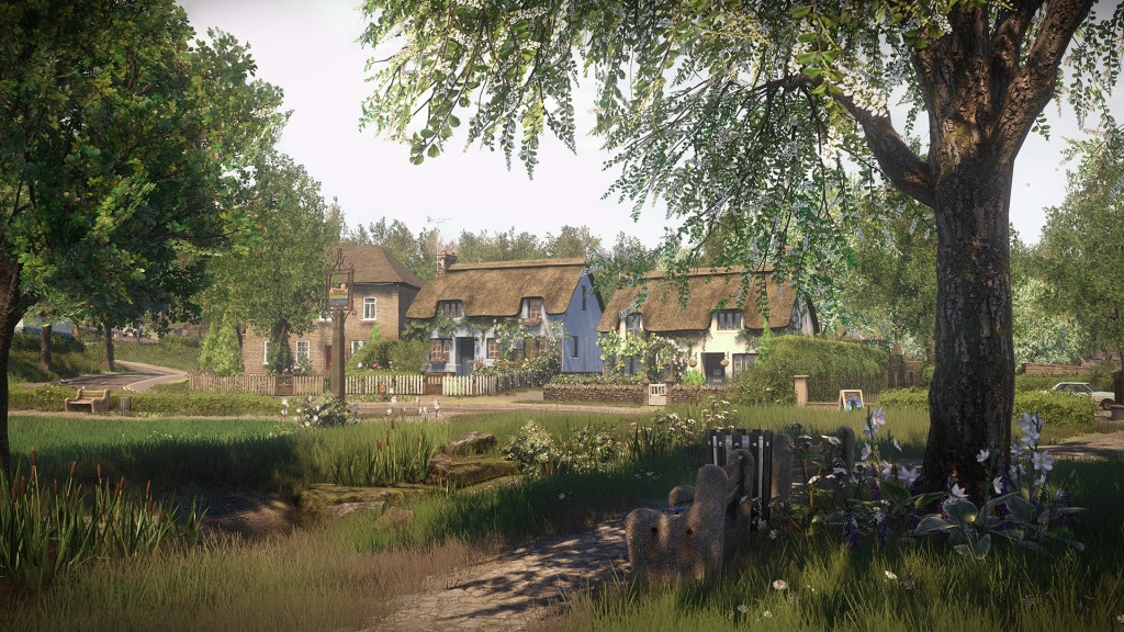 Walking Simulator Games Like Firewatch Everybody's Gone To The Rapture