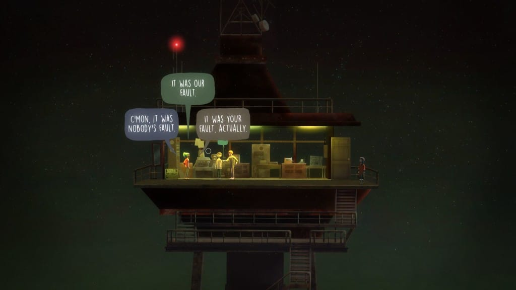 Walking Simulator Games Like Firewatch Oxenfree