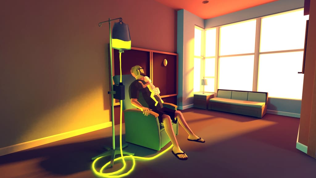 Walking Simulator Games Like Firewatch That Dragon Cancer