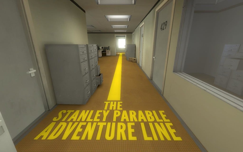 Walking Simulator Games Like Firewatch The Stanley Parable