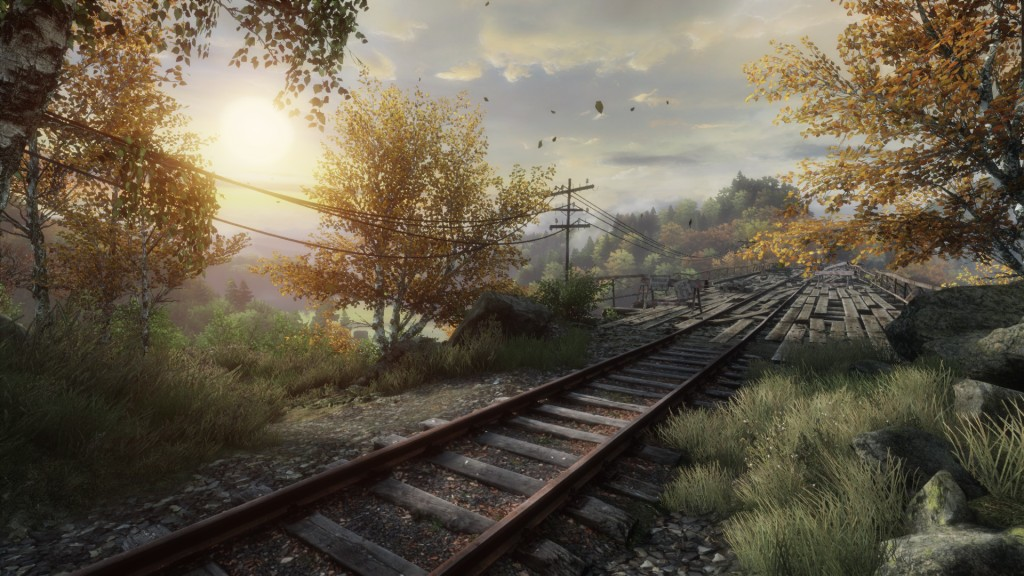 Walking Simulator Games Like Firewatch The Vanishing of Ethan Carter