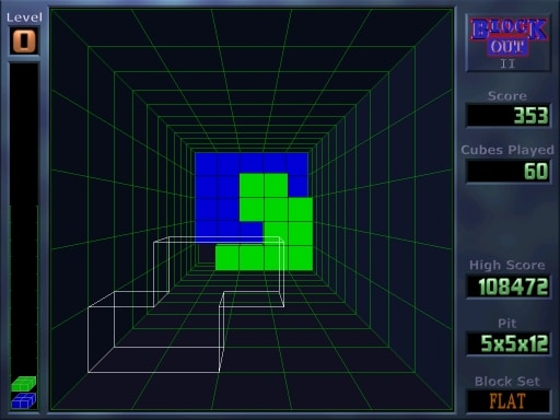 Block Puzzle Games Like Tetris BlockOut II