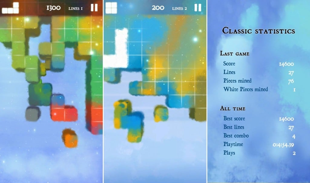 Block Puzzle Games Like Tetris Dream of Pixels