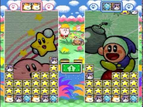 Block Puzzle Games Like Tetris Kirby's Star Stacker