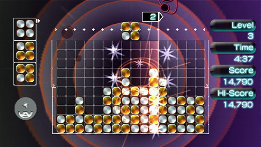 Block Puzzle Games Like Tetris Lumines