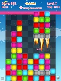 Block Puzzle Games Like Tetris Mini Meteors