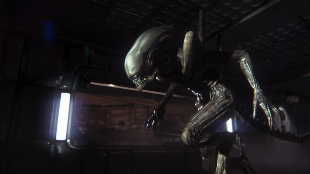 First Person Horror Games Like Outlast Alien Isolation