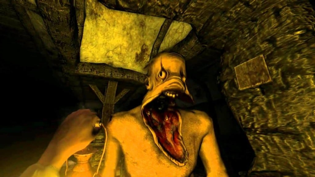 First Person Horror Games Like Outlast Amnesia