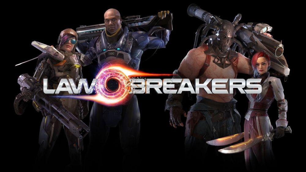 Online Team Arena Games Like Overwatch MOBA LawBreakers