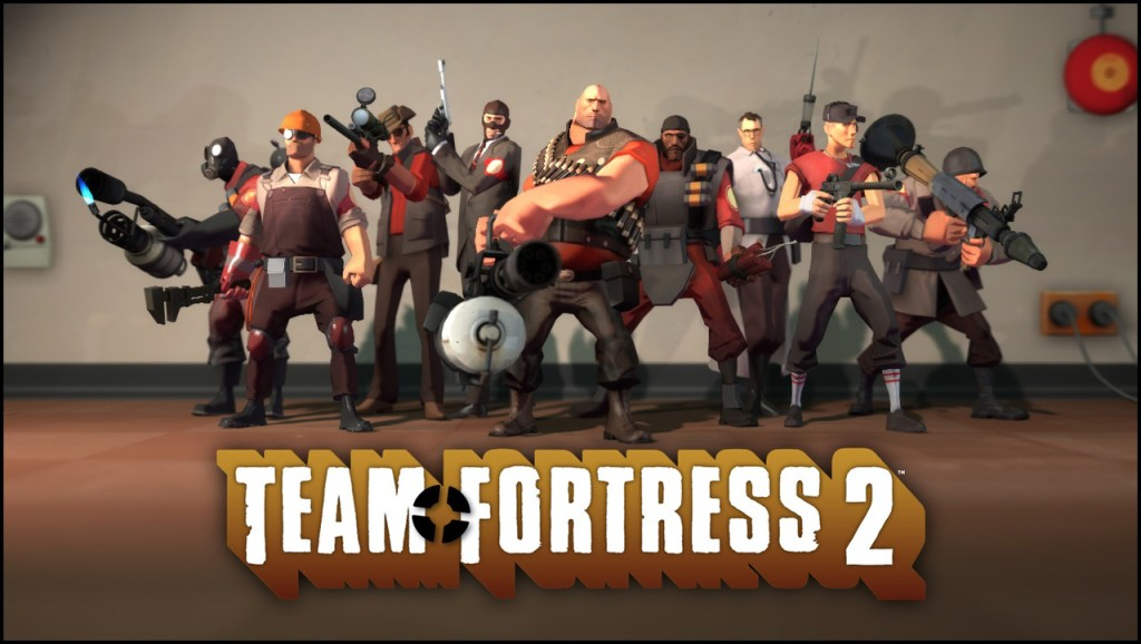 Online Team Arena Games Like Overwatch MOBA Team Fortress 2 B