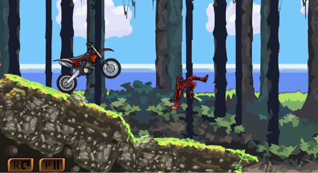 Ragdoll Bike Games D