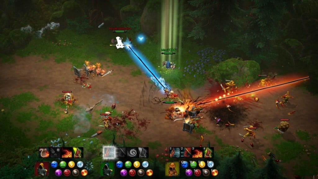 Hack and Slash Games Like Diablo 3 Magicka 2