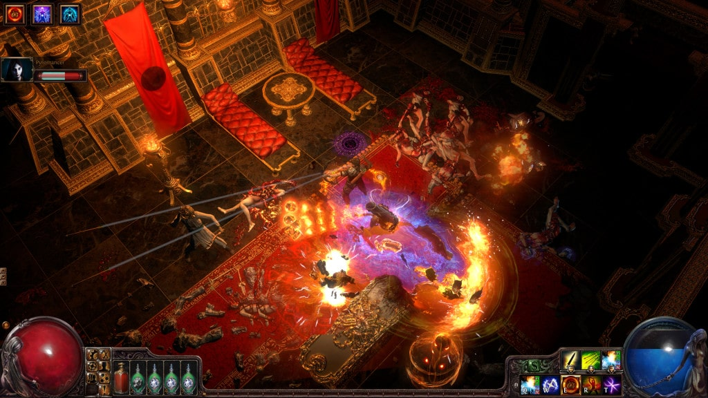 Hack and Slash Games Like Diablo 3 Path of Exile