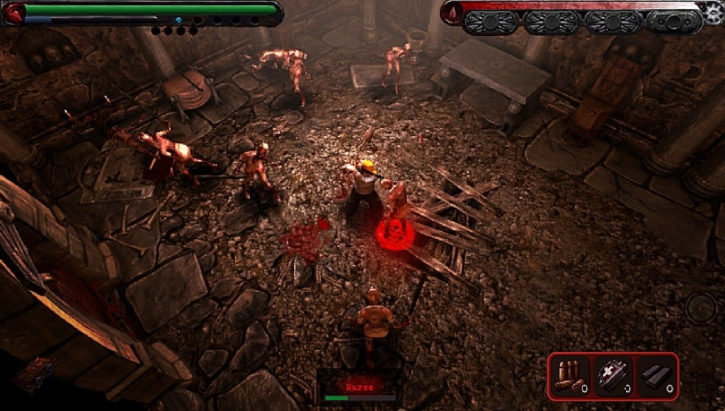 Hack and Slash Games Like Diablo 3 Silent Hill Book of Memories