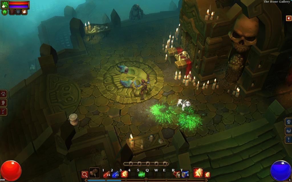Hack and Slash Games Like Diablo 3 Torchlight 2
