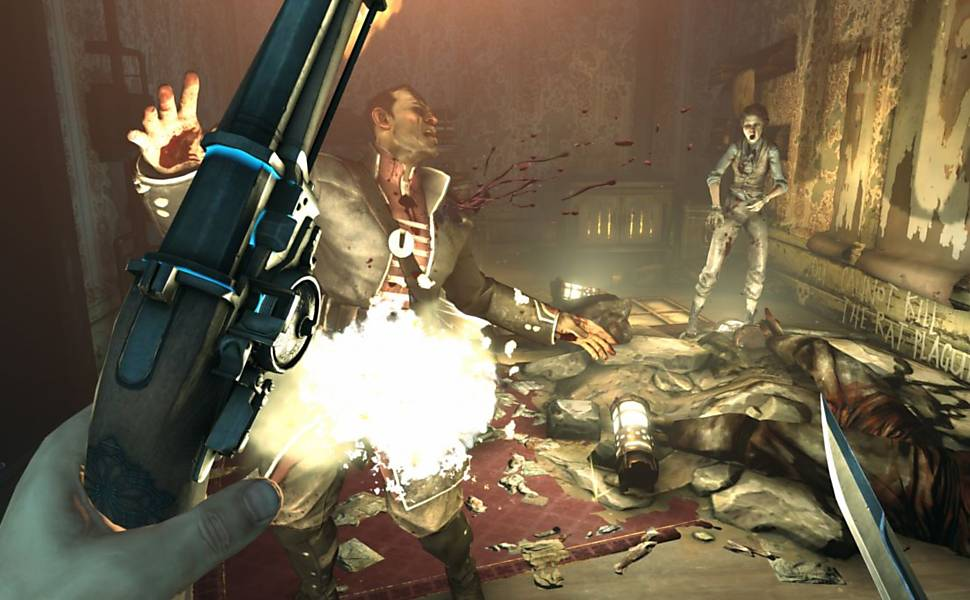 Multiple Route Games Like Deus Ex Mankind Divided Dishonored