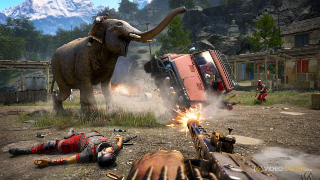 Multiple Route Games Like Deus Ex Mankind Divided Far Cry 4