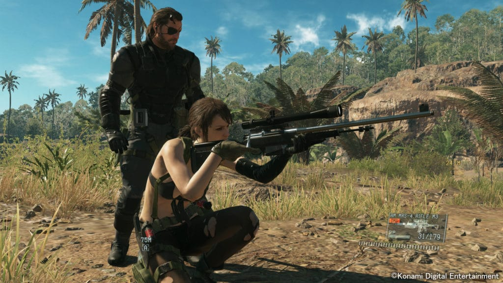 Multiple Route Games Like Deus Ex Mankind Divided Metal Gear Solid V The Phantom Pain