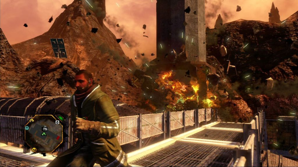 Multiple Route Games Like Deus Ex Mankind Divided Red Faction Guerrilla